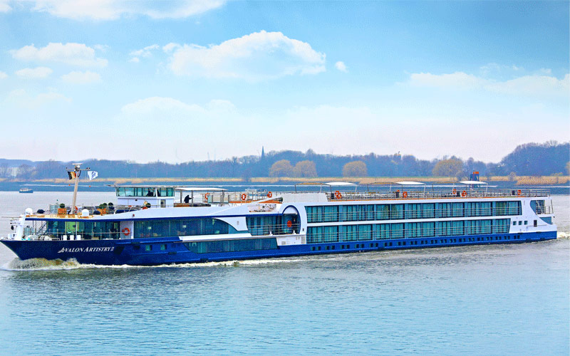 Avalon Waterways Avalon Artistry ii exterior 01