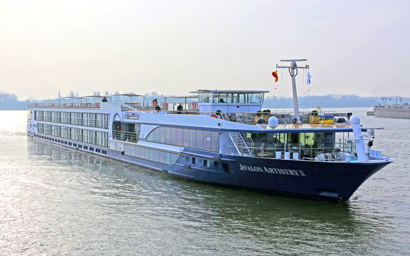 Avalon Waterways Avalon Artistry ii exterior