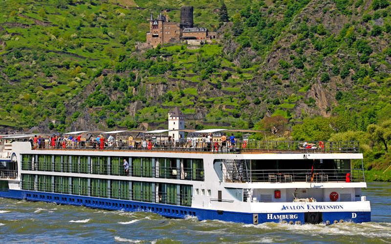 Avalon Waterways Avalon Expression exterior