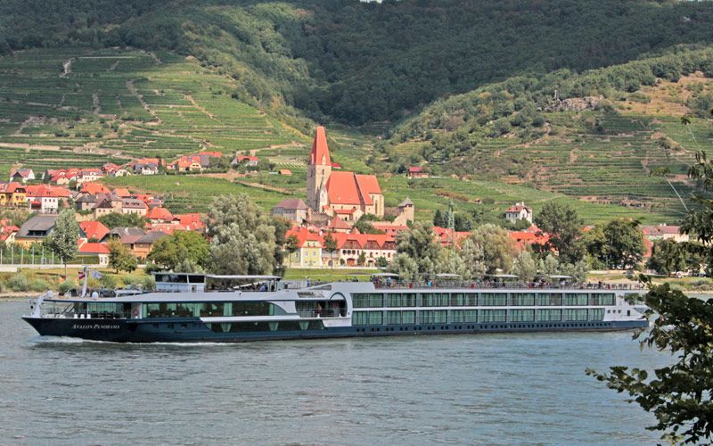 Avalon Waterways Avalon Panorama Exterior
