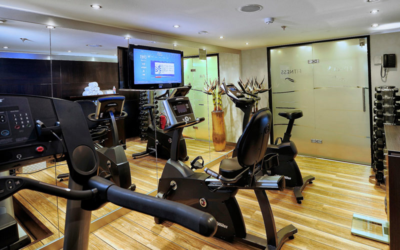 Avalon Waterways Avalon Poetry ii fitness center
