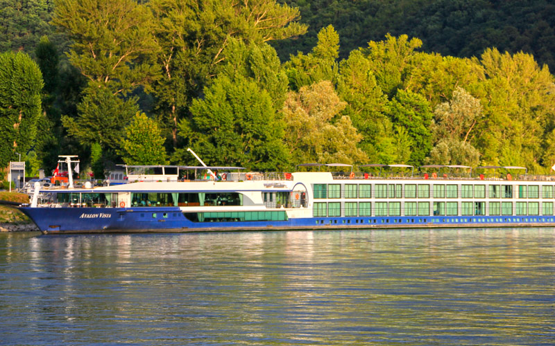 Avalon Waterways Avalon Vista exterior