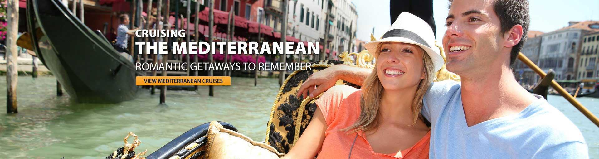 Mediterranean Cruises and Cruise Lines