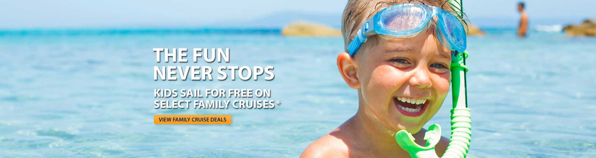 Best Family Cruise Deals