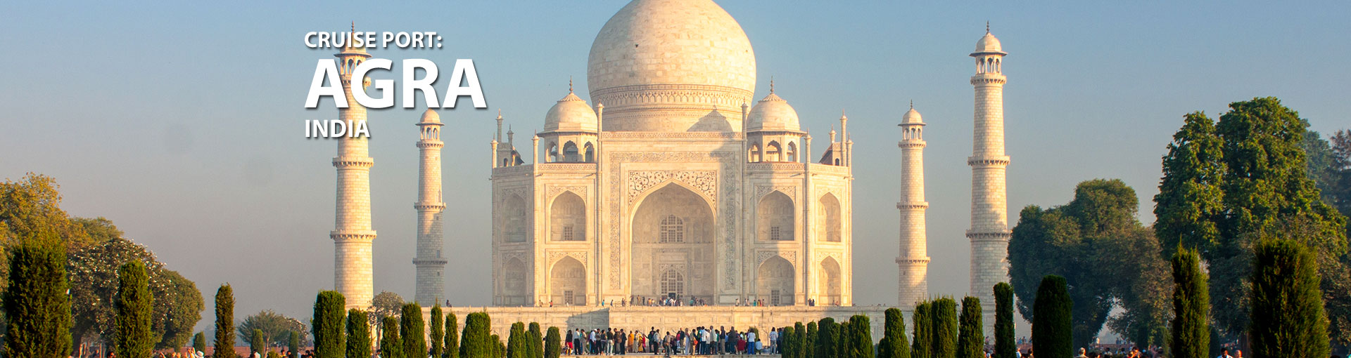 Cruises to Agra, India