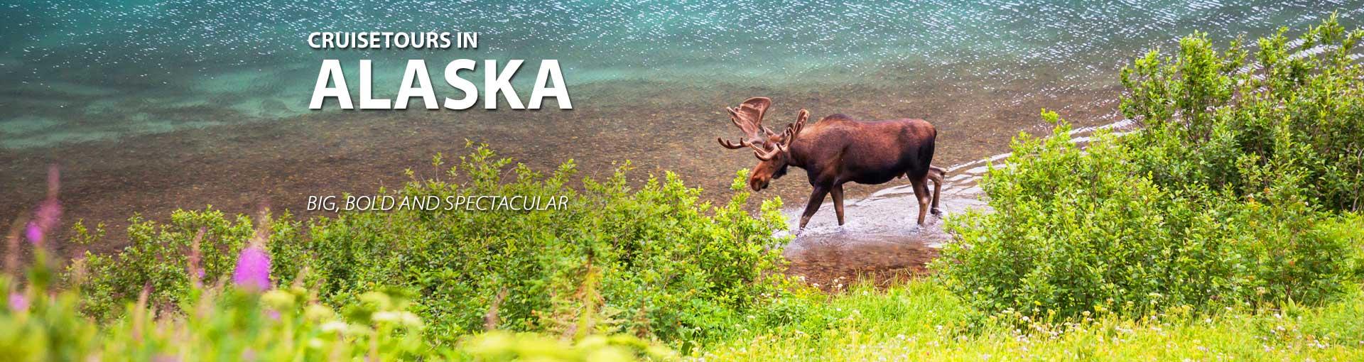 Alaska Cruisetours Cruises