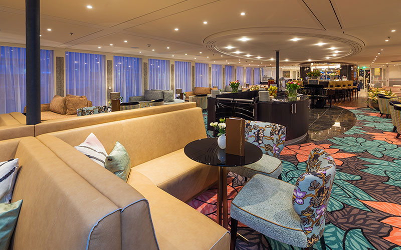 Main Lounge on the AmaLea