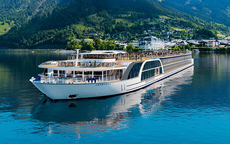 AmaMagna ship exterior