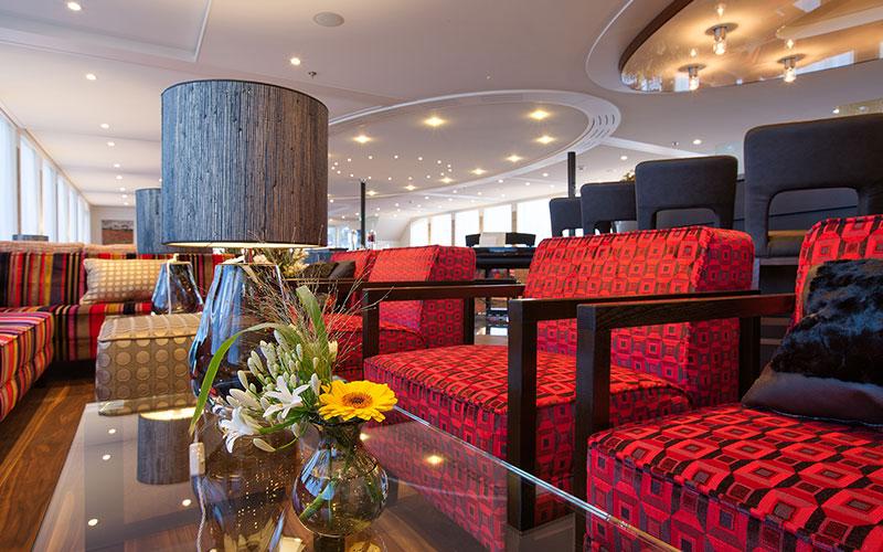 Main Lounge on the AmaSerena