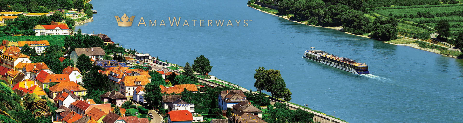Already Booked with AmaWaterways River Cruises