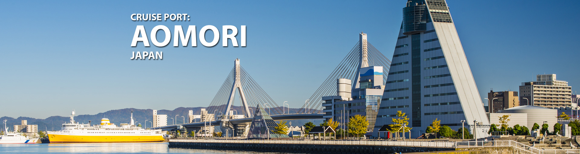 Cruises to Aomori, Japan
