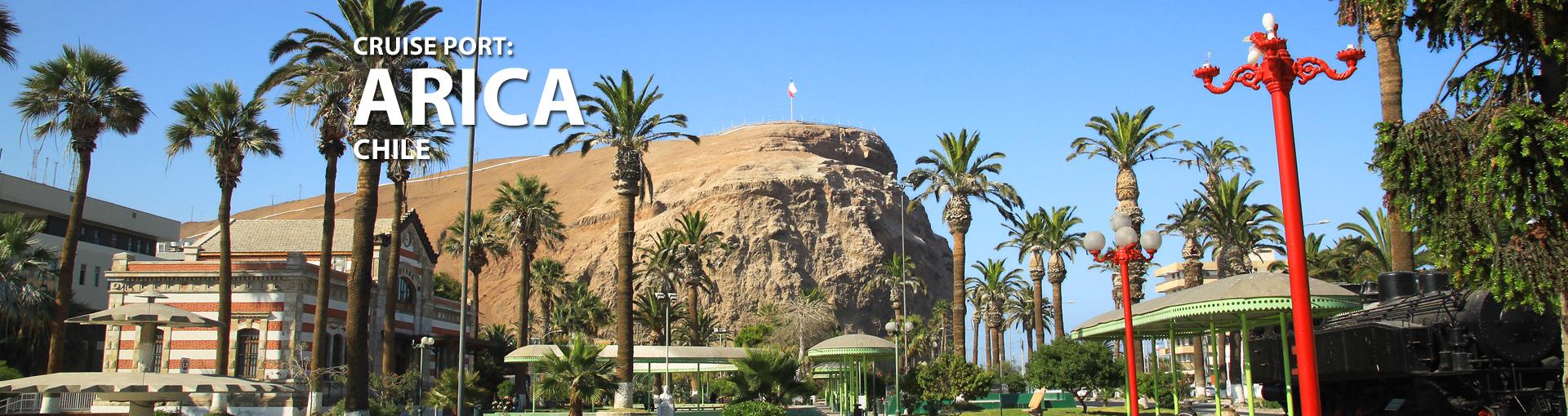 Cruises to Arica, Chile