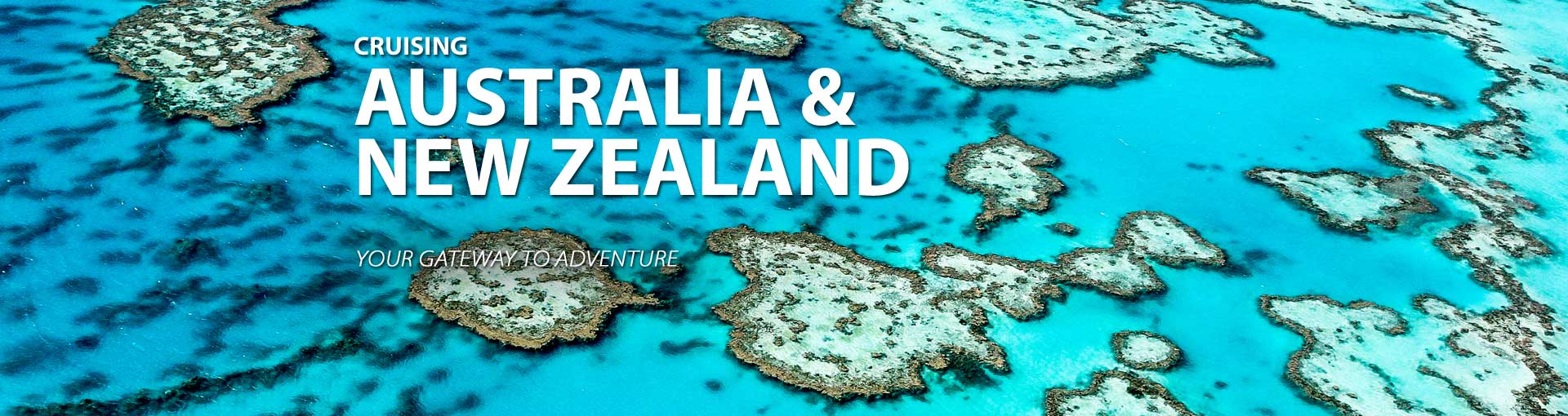 Cruises to Australia and New Zealand