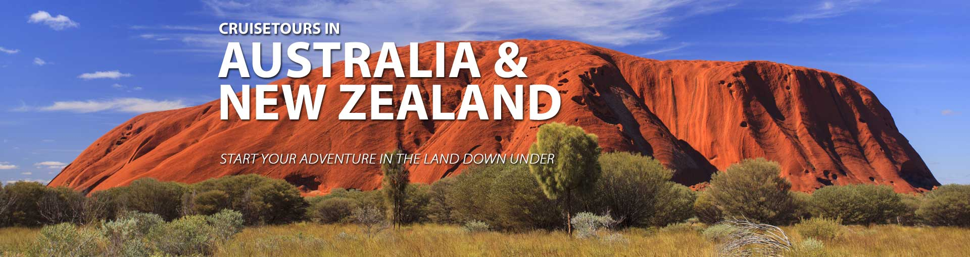 Australia/New Zealand Cruisetours