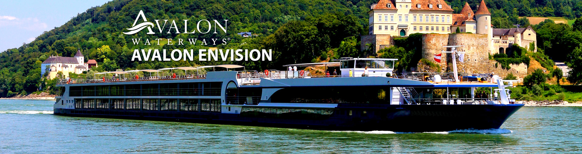 Avalon Waterways Avalon Envision river ship