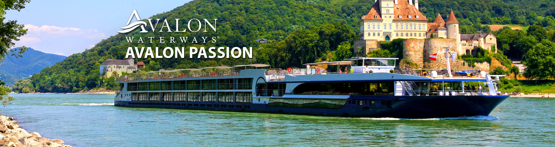 Avalon Passion River Cruise Ship