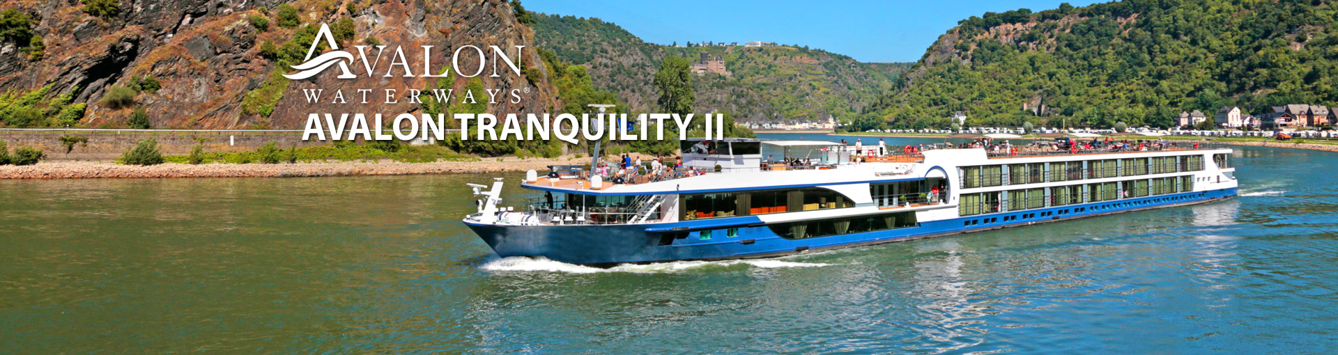 Avalon Tranquility II River Cruise Ship