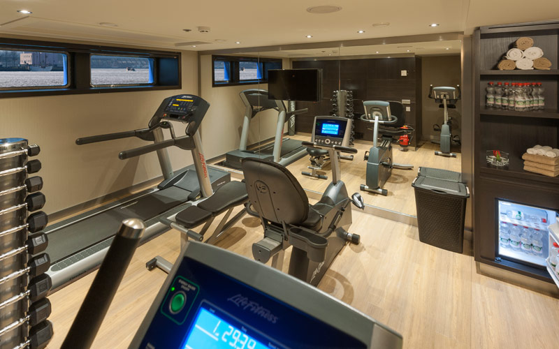 Avalon Imagery II Fitness Center