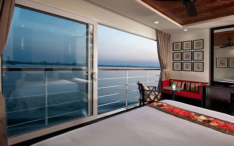 Suite aboard Avalon Saigon