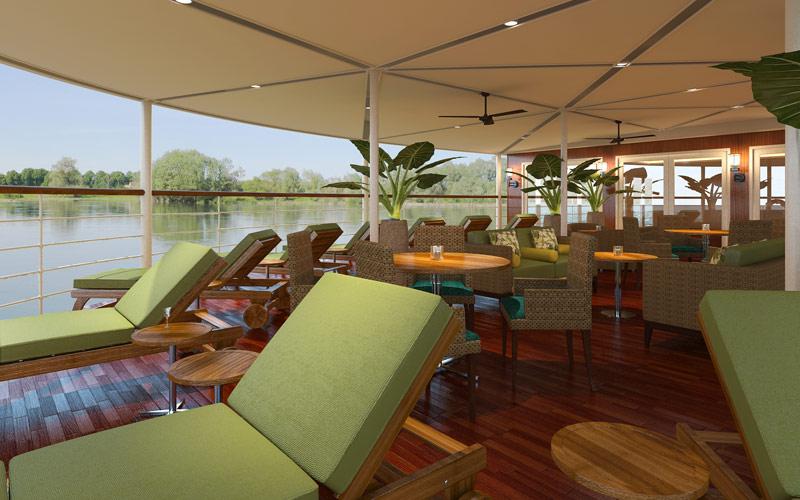 Avalon Siem Reap Observation Lounge