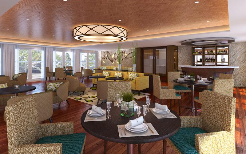Avalon Siem Reap Panorama Lounge