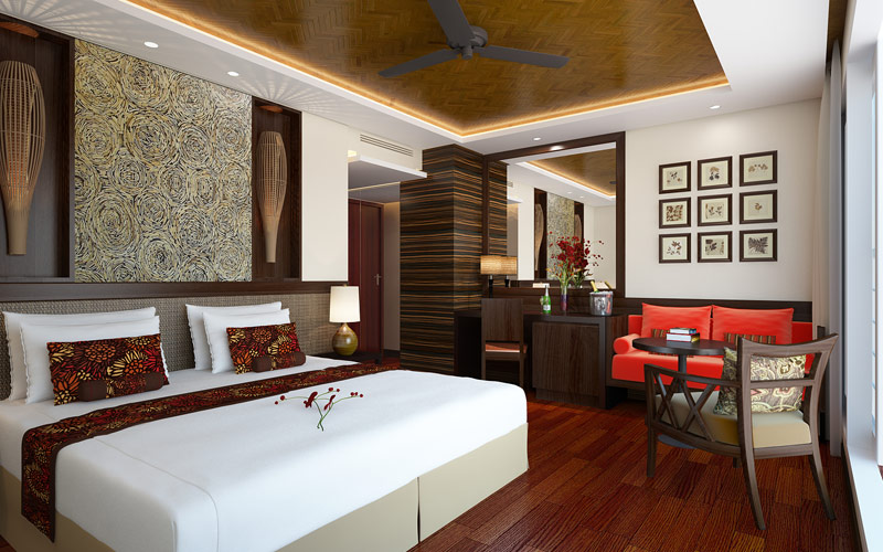 Avalon Siem Reap Panorama Suite
