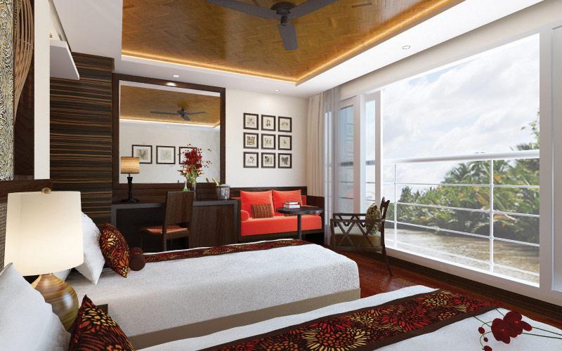 Avalon Siem Reap Panorama Suite Stateroom