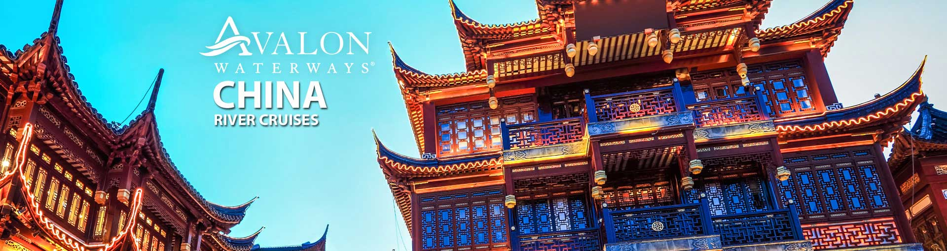 Avalon Waterways China River Cruises
