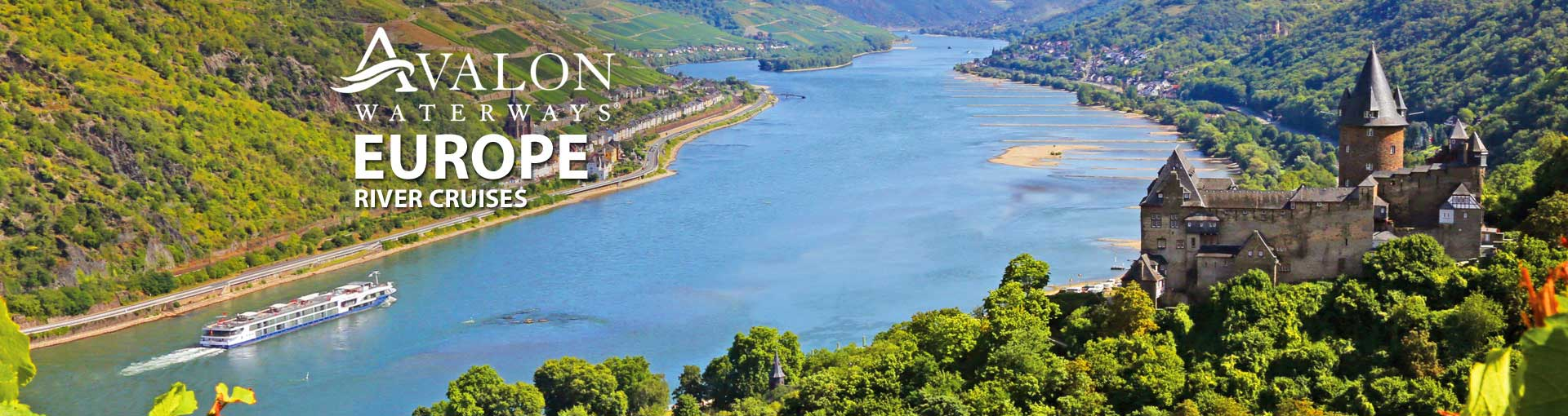 Avalon Waterways River Cruises Europe