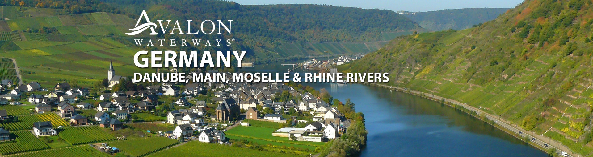 Avalon Waterways River Cruises through Germany