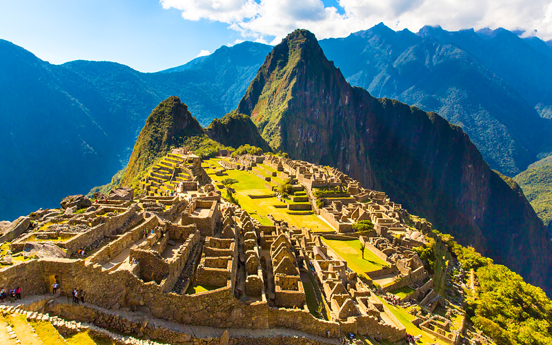 Machu Picchu Incan Ruins Peru Avalon Waterways