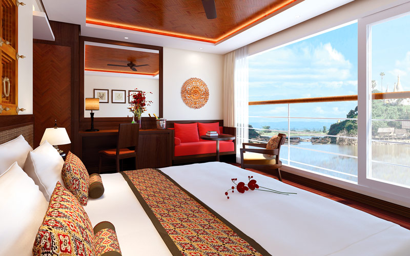 Avalon Myanmar Panorama Suites