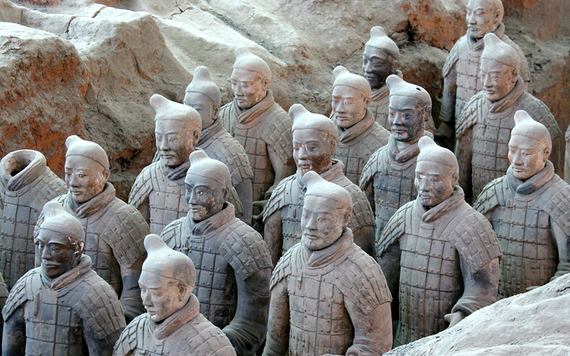 Terracotta Warriors Xian China Avalon Waterways
