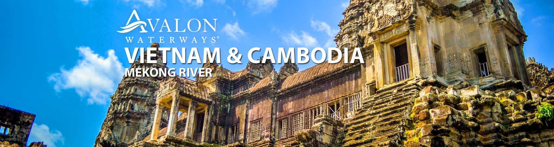 Avalon Waterways River Cruises to Vietnam and Cambodia