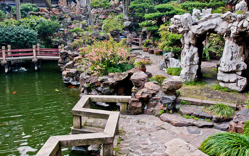 Yuyuan Garden Shanghai China Avalon Waterways