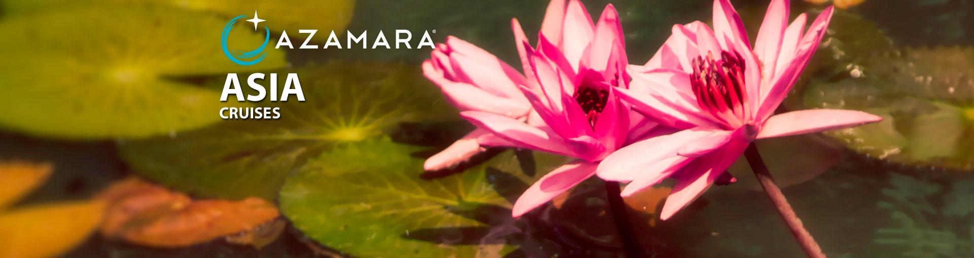 Azamara Club Cruises Asia Cruises