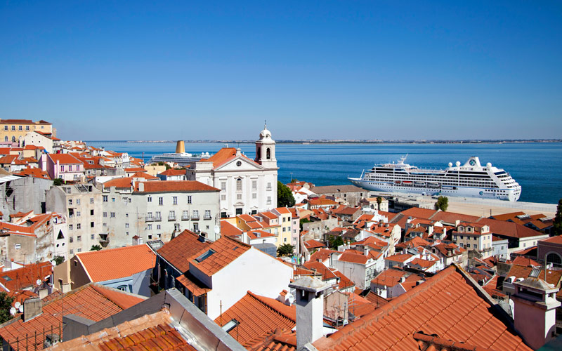 Azamara Club Cruises Azamara Journey Lisbon