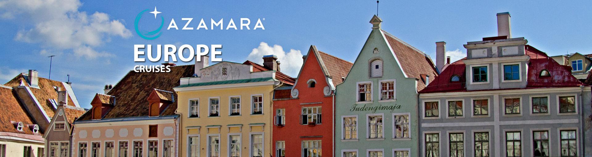 Azamara Club Cruises Europe Cruises