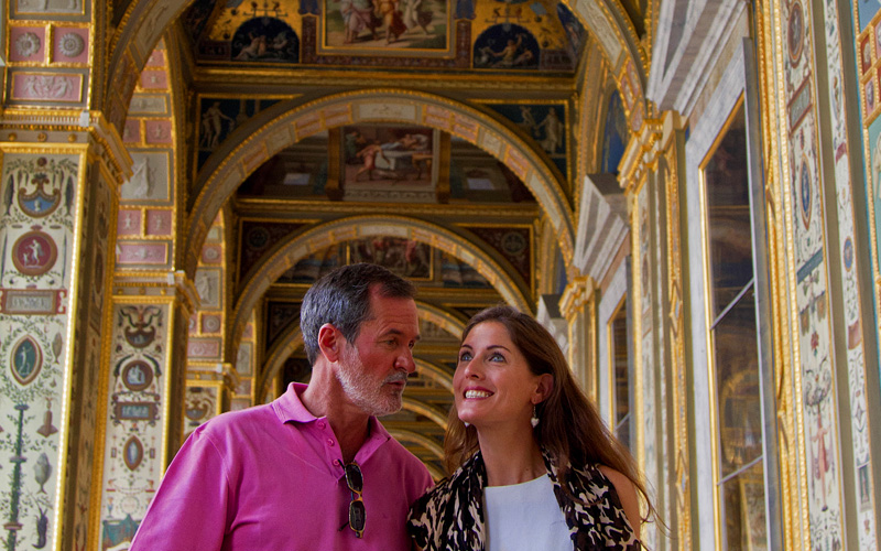 inside the Hermitage Museum Azamara Club Cruises