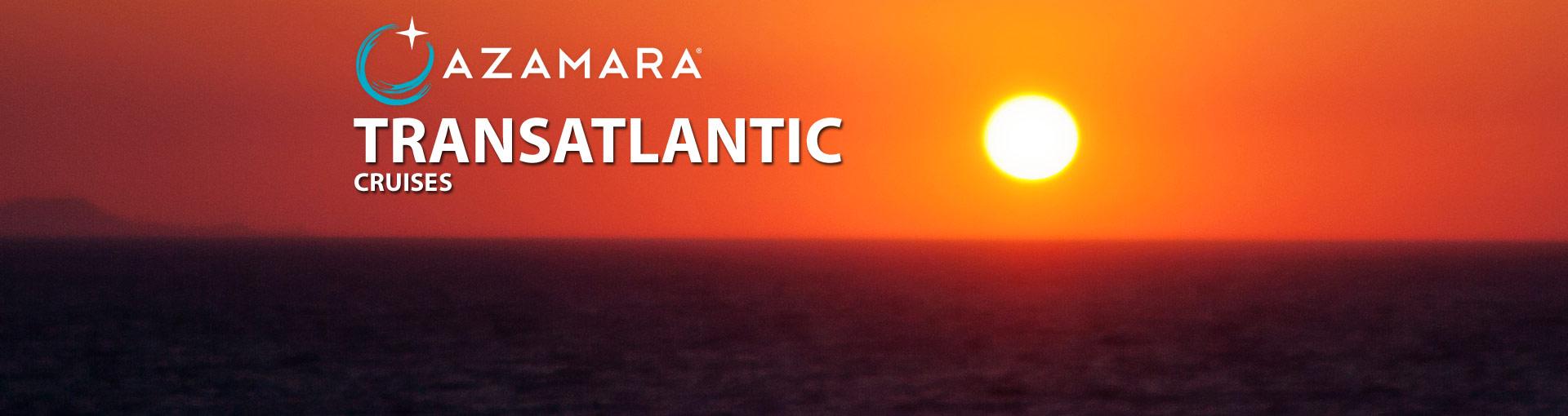 Azamara Club Cruises Transatlantic Cruises