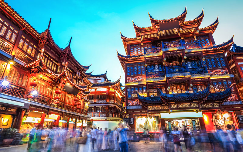 China Cruise Gallery