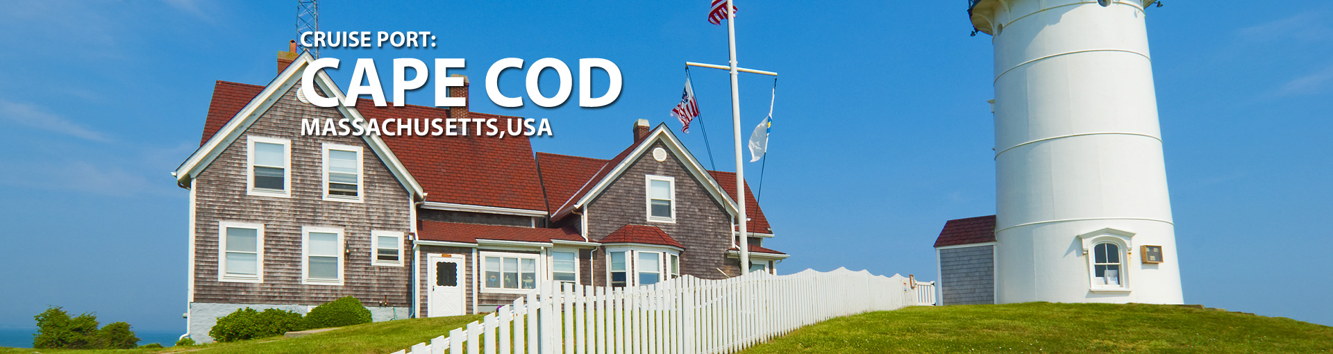 Cruises to Cape Cod, Massachusetts