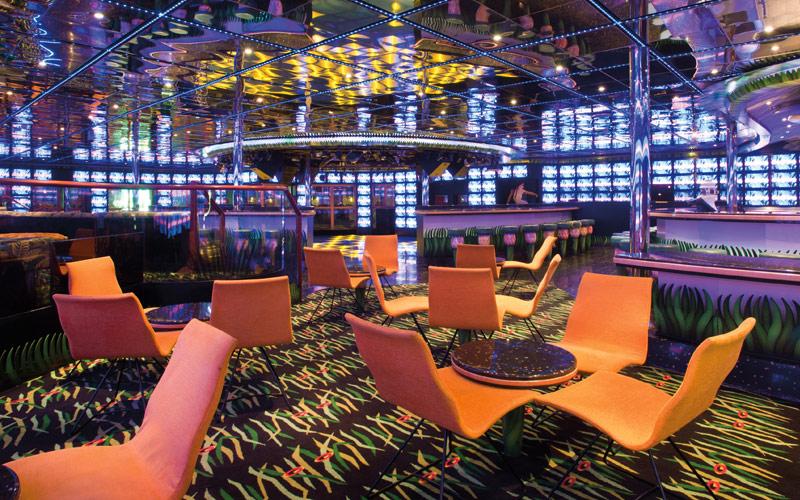Carnival Cruise Line Carnival Conquest Disco