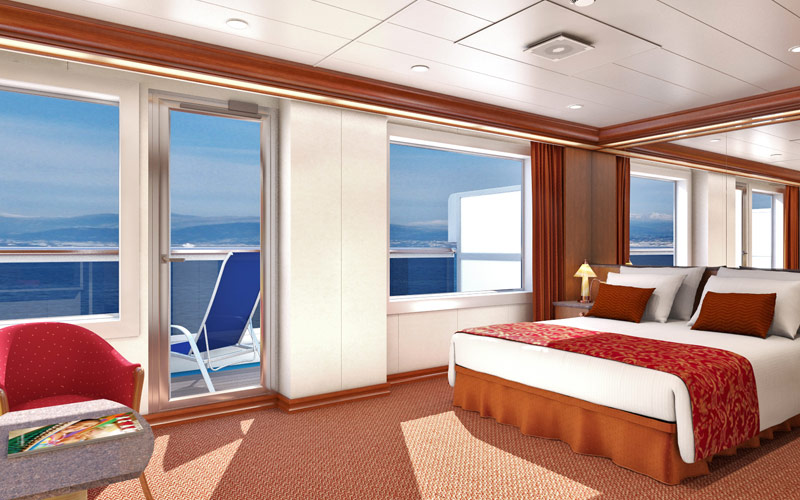 Carnival Cruise Line Carnival Dream Grand Suite
