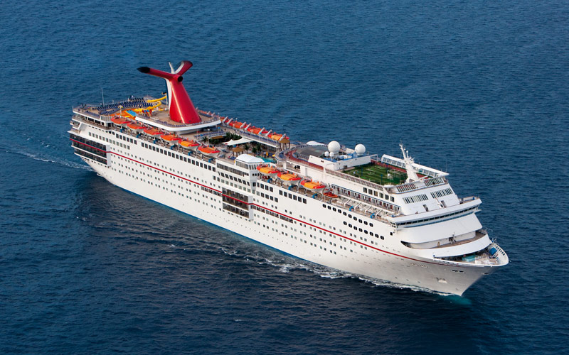 Carnival Ecstasy Cruise Ship And Carnival Ecstasy - Cruise ships charleston sc