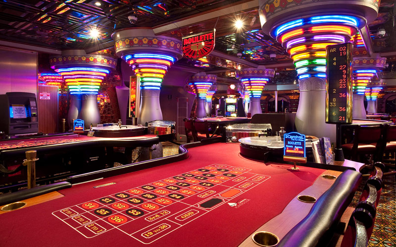 carnival cruise elation casino