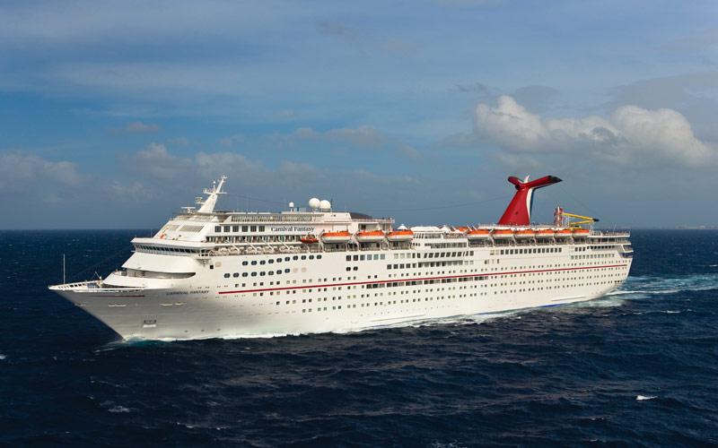 Carnival Cruise Line Carnival Fantasy exterior 01