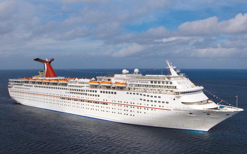 Carnival Cruise Line Carnival Fantasy exterior