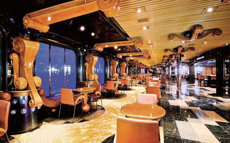 Carnival Cruise Line Carnival Inspiration promenad