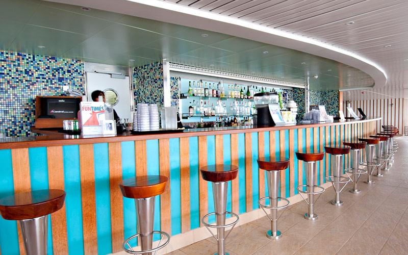 Carnival Cruise Line Carnival Legend Serenity bar